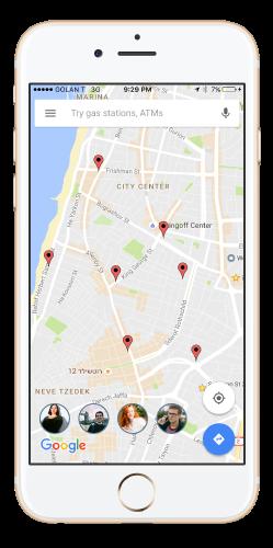 ניהול שירות שטח בזמן אמת באמצעות Skyz Service